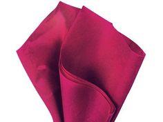 "Bulk Cranberry Tissue Paper 15"" x 20"" - 100 Sheets Premiu... https://www.amazon.com/dp/B0062MZMJE/ref=cm_sw_r_pi_dp_x_PXb5ybRRYVG9N"