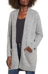 DREAMERS BY DEBUT Dreamers by Debut Cozy Open Cardigan available at #Nordstrom