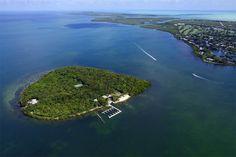 Pumpkin Key - Private Island in the Florida Keys