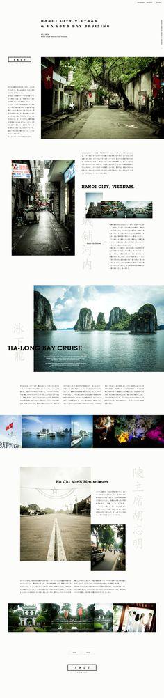 HANOI CITY VIETNAM   HA LONG BAY CRUISING|salt