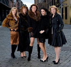 The Real Housewives of New York City (Season 1)
