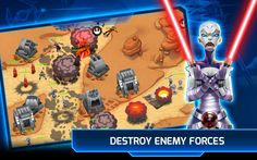 Star Wars Galactic Defense erapid games news