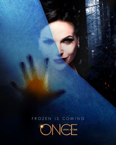 Once Upon a Time | Frozen is Coming | Fan Art