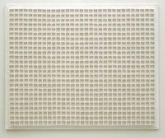 1964 - Schoonhoven, Jan - Groot kwadratenrelief - Van Abbemuseum