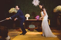 Dogs at weddings - Photo: Beta e Borelli