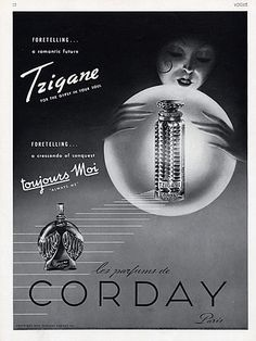 "Corday,1940 - ""Tzigane"" (for the Gipsy in your soul)"