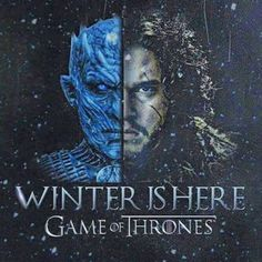 Winter is here...