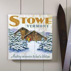 Vermont Wall Art