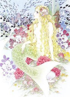 Macoto Takahashi, The Little Mermaid