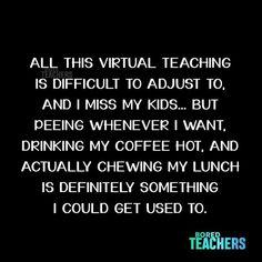 "@bored_teachers: ""Positive mindset."""