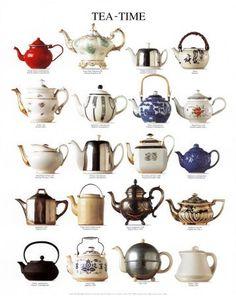 tea pots!