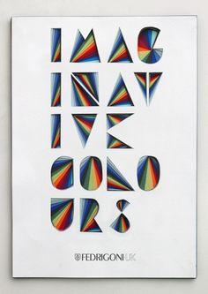 Fedrigoni: Imaginative Colours. by Sam Curtis, via Behance