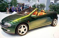 OG |1993 Opel Tigra Roadster Concept