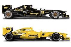 Formel 1 im Retro-Look: Neue Autos im alten Lack - AUTO MOTOR UND SPORT