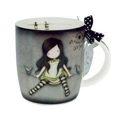 Girl mug ~ Taza diseño niña