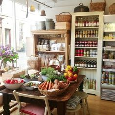 A taste of the finer things in life at the Foodie Bugle shop and cafe in Bath - This Is Your Kingdom