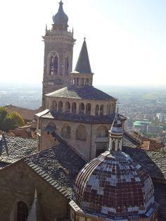 #Bergamo dall'Alto! Una #twitpic di Andrea Colombo. Bergamaschi, RT!! :)