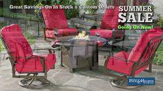 New England Patio U0026 Hearth: Summer Sale (:15)   Donu0027t