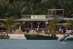 One of the best things about Elvis' Beach Bar in Anguilla is a very special homemade rum that actually comes from my home island of St. Croix...