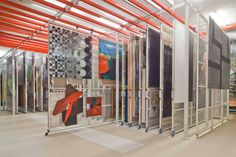 ARTWORK COLLECTION STORAGE AT THE HAGUE