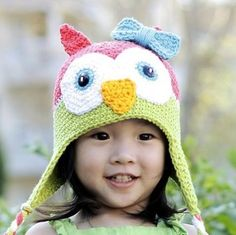 Love this hat, just need to find a boy version!