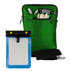 Quality Modern Messenger Style, Emerald Green Vangoddy Select 10 Inch Hydei Clutch Sleeve Cover for All Models of the ASUS VivoTab 10.1 Inch Tablet (Vivo Tab Rt, Smart, TF600t) + Waterproof Tablet Bag Case fits 8 - 10 inch Tablets by VG Inc. $19.45. Introducing Vangoddys Premium Hydei Sleeve Collection! The Hydei sleeve is a one of kind fashion forward modern messenger style case and best of all is the quality! Our Hydei collection is constructed in three layers: Fir...