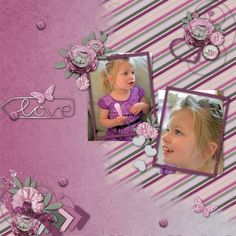 Created with a free template by A Fish Design for NSD! I also used Sweet Nothings by A Fish Design ! The shades of lilac in this kit  make it a perfect choice to scrap your celebration and family layouts.  https://www.facebook.com/AFishDesign/ http://www.godigitalscrapbooking.com/shop/index.php?main_page=product_dnld_info&cPath=29_305&products_id=30962