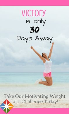 Up for a new challenge? Try bmiSMART's 30 Days to Victory Challenge and Learn to Celebrate Your Daily Weight-Loss Wins!