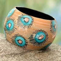 Blue Anemone from @NOVICA, They help #artisans succeed worldwide.