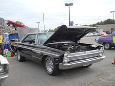 1965 Plymouth Sport Fury Car