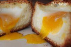 Egg Bread Bowls