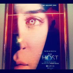 I WANT TO SEE! I loved the book so they better not screw this one up! Lol  #thehost #movieposter #thehostmovie #stephaniemeyer #cantwait I WANT TO SEE! I loved the book so they better not screw this one up! Lol  #thehost #movieposter #thehostmovie #stephaniemeyer #cantwait