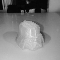 3D print Darts Vader #3d #3dprinting #starwars #darthvader #toys by mikefishlock