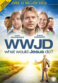 WWJD The Movie DVD, John Schneider movie