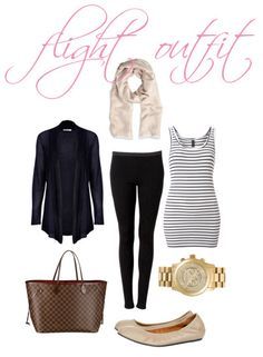 Flight outfit