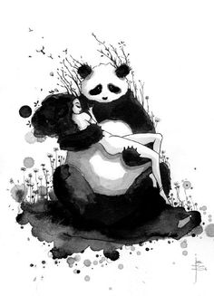 http://www.boredpanda.com/panda-maiden-ink-drawings-pandamonium-june-leeloo/?utm_source=newsletter