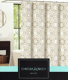 Cynthia Rowley Maeve Gray Beige White Large Scale Paisley