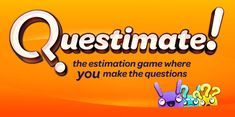 Terrific, brand-spanking new free iOS app from Math ---> Questimate! The game where *you* make the questions. Super clever way to keep brains awesome during the summer! Learning Apps, Mobile Learning, Math Helper, 3rd Grade Math, First Game, Best Apps, Ios App, Ipad Mini, Itunes