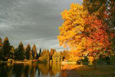 Bend, Oregon in the Fall