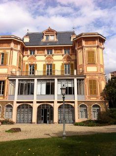 Italian Villas: Villa Nobel, Sanremo, Liguria, Italy
