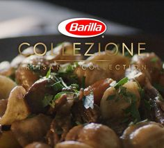 Collezione Orecchiette with succulent short ribs and roasted veggies --treat your family to this ultimate gourmet meal or make it for your next get-together! #CookingwithCollezione #Barilla