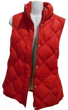 Eddie Bauer Goose Down Premium Vest $25 and FREE SHIPPPING!!      Tradesy Closet of Laurie B.   Hundreds of Quality Items Under $25 with FREE SHIPPING.   https://www.tradesy.com/member/laurie-b/140433/