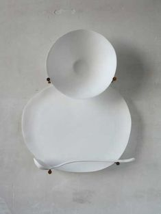 irregular formed plates in pure white| tableware . Geschirr . vaisselle | Design: Caroline Swift |