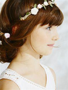 1000 images about coiffure enfants on pinterest - Coiffure avec headband ...