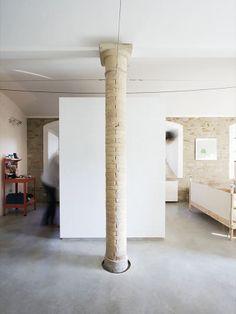 Coluna de Tijolo