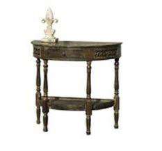 Trä bord, fint som avlastningsbord eller hallmöbel.  90x47.5x85 cm  3 500:-
