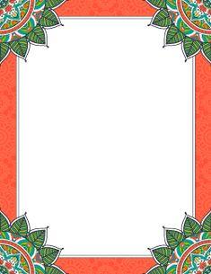 Mandala Border