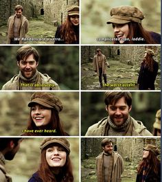 """""""We Randalls are a verra complicated clan, laddie""""<--- she is NOT a Randall she is a FRASER"""