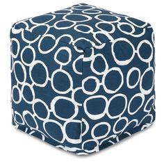 Fusion Cube Ottoman