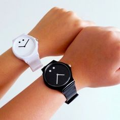 The Way To Make The Best Out of Two Dots and Lines - Moody Watch